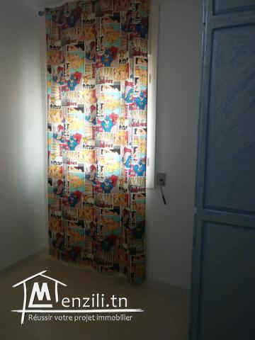 Appartement à Cité Nour Jaafar prés Technopôle Gazala