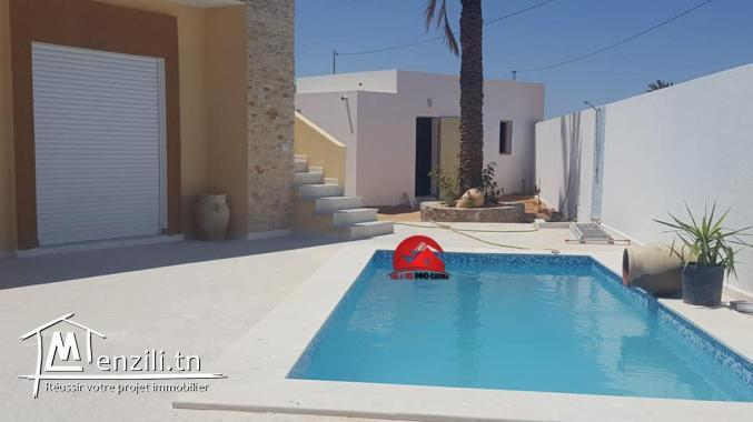 Bonne affaire à Djerba - Villa avec piscine