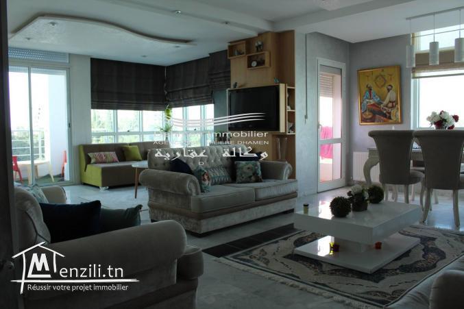 Appartement à vendre   de 100 m² au centre ville Sousse