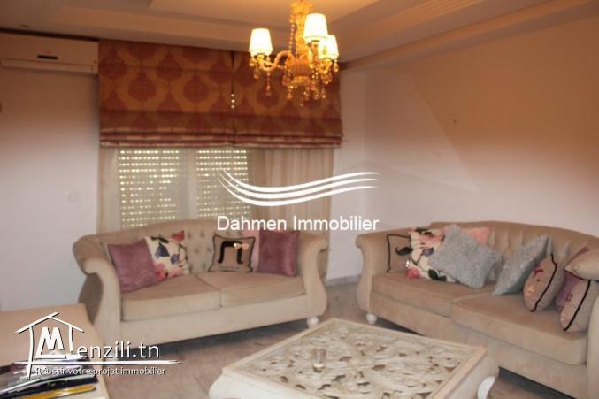 Splendide Appartement à louer à sahloul 4