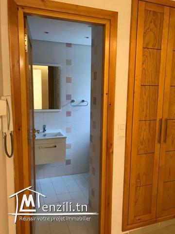 étage de villa neuf S+2 au RDC