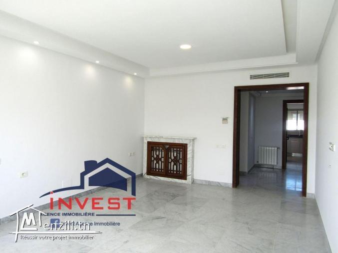 Appartement S+2 résidence Ismail lac2