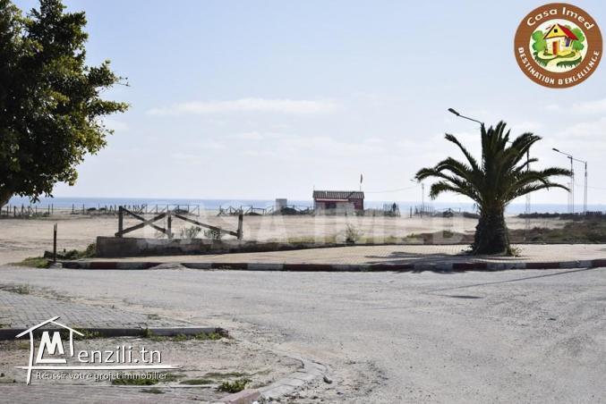 Une maison à 100m de la plage maamoura