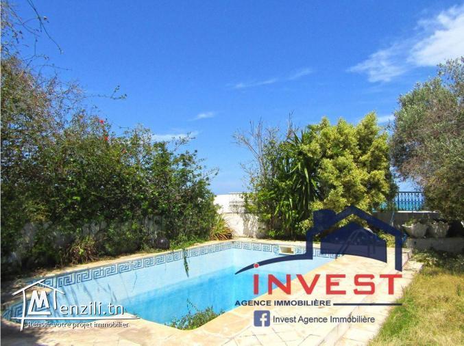 Duplex S+2 avec piscine vue sur mer au Golden Tulip