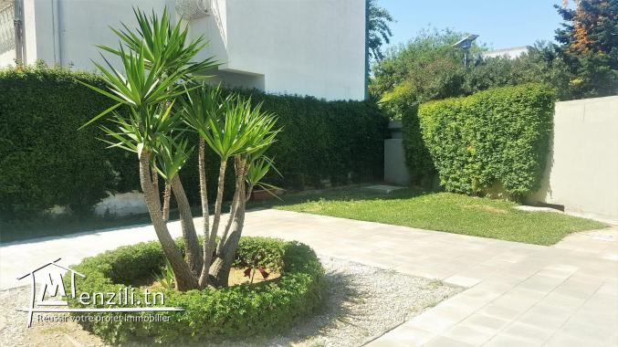 Coquet appartement avec jardin