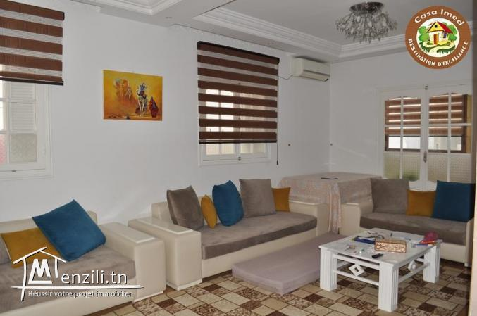 superbe appartement a maamoura de 160 m²