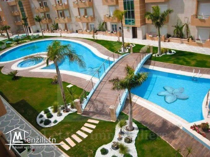 Appartement #VENTE : #appartement à #chatt Mariem Sousse