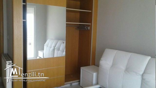 A louer à l'année un joli appartement à Sousse