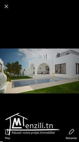 maginfique villa nour hammamet sud
