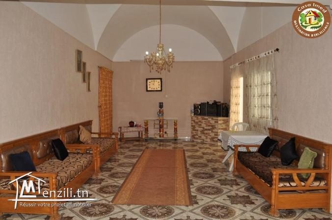 une maison arabe de luxe a korba