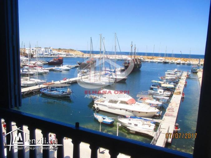 Appartement vue sur mer marina