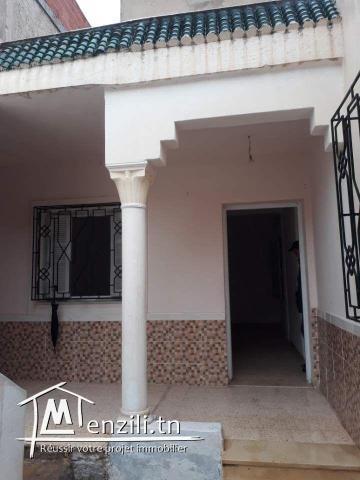 Maison a vendre de  101 m²