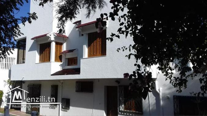 A vendre Villa el menzah 5