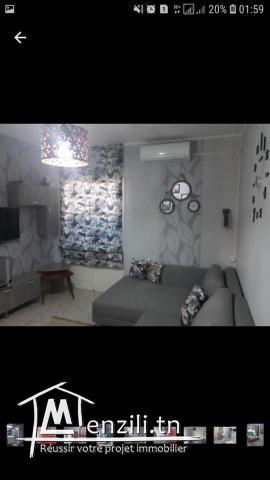 Appartement de haut de gamme richement meublé,équipé et confortable à sousse