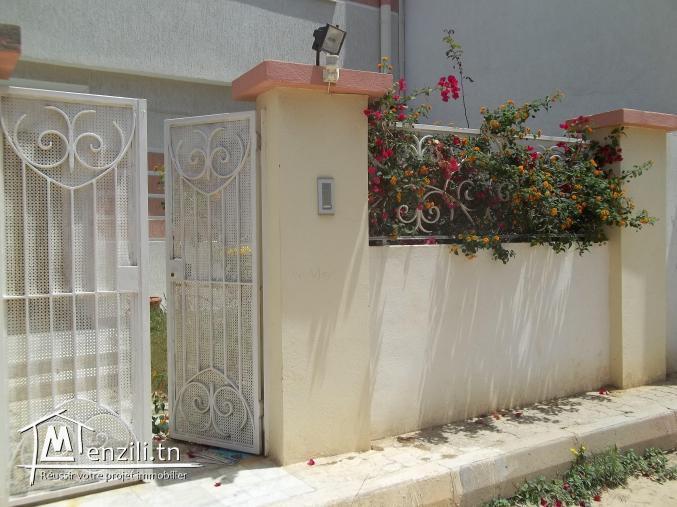 Luxueux appartement S+2 Trés Haut Standing à la Falaise