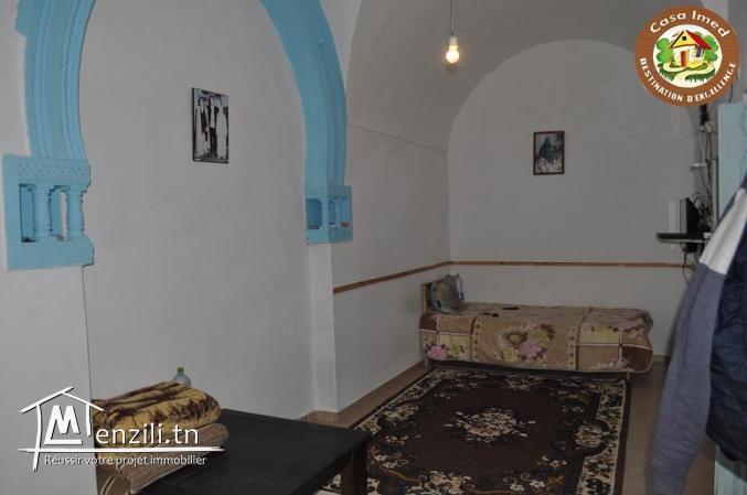belle maison arabe en plein centre-ville Tazarka