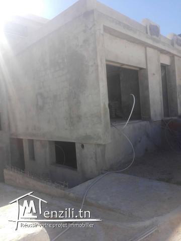 Villa inachevée a vendre
