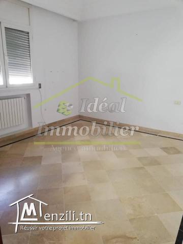 A vendre un appartement  s+3 à El Menzah 8