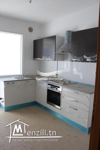 Joli Appartement à khzema _Est à vendre