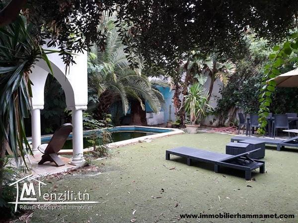 Villa Zeineb à Hammamet Nord