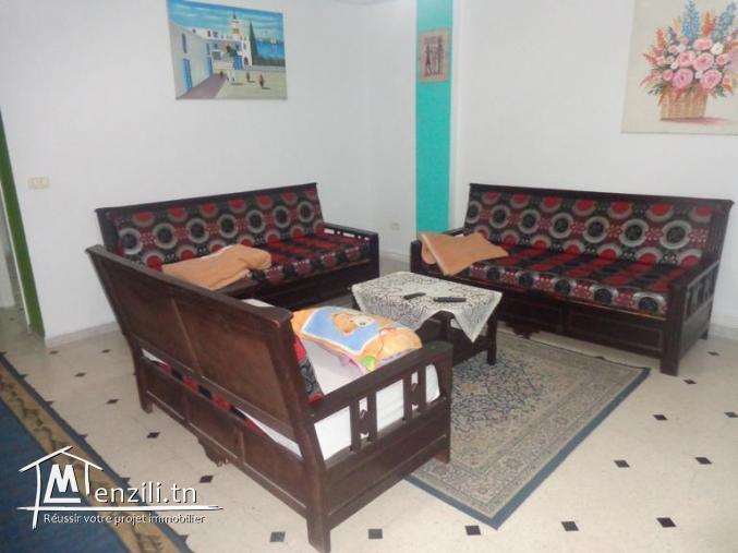 av un bel appartement à Hammamet