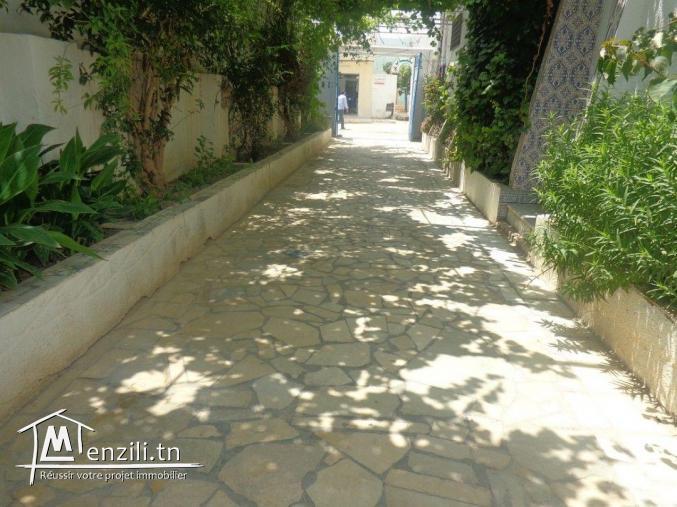 A lo uer deux appartements à Hammamet