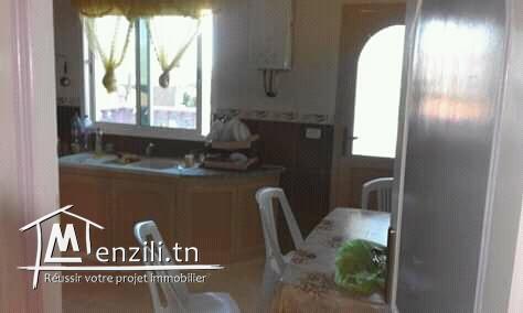 Maison meublée à rafraf plage vue mer et forêt
