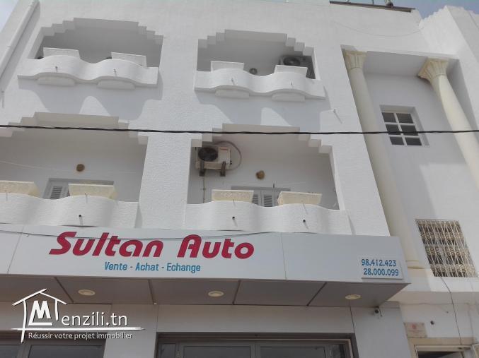 A louer deux appartements à Hammamet soltan