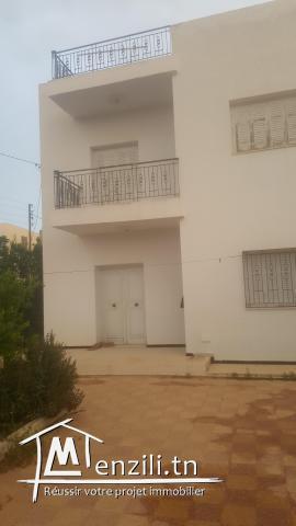Villa route El Ain