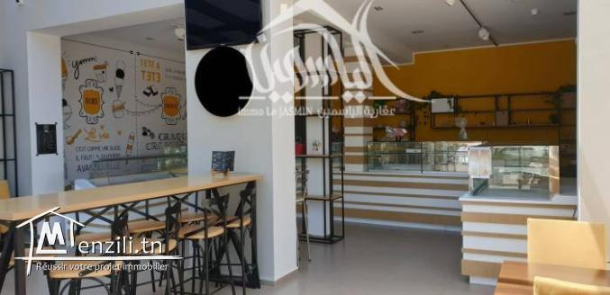 Pâtisserie, boulangerie et salon de the
