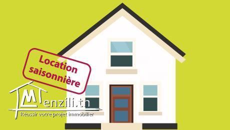 #LOCATION#STUDIO_AppartementS+2#Chatt_Maryem