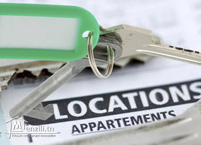 #LOCATION#AppartementS+2#Hammam_Sousse