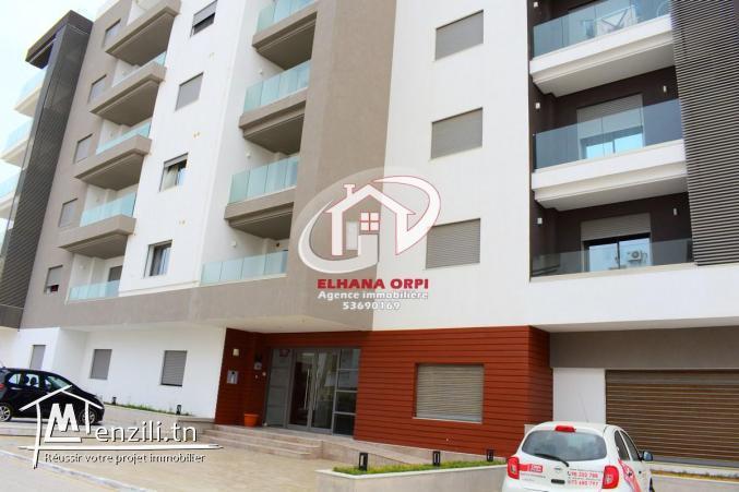appartement s+1 a vendre très haut standing rz lamarel