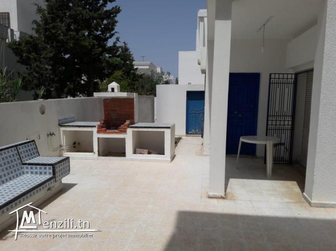 Villa  à Louer à 30 métrée de la plage :  Korba