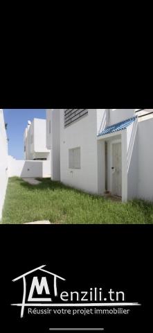 Maison duplex construction récente