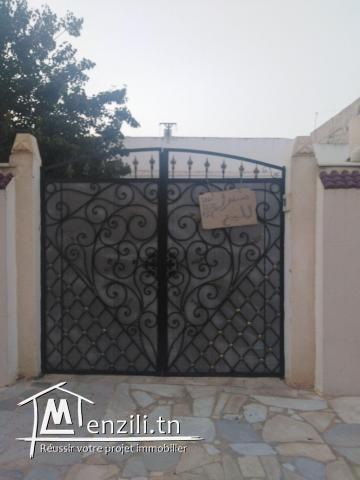 Maison 380m², S+4,Terrasse, garage 25m²