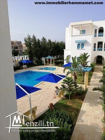 Appartement Amel à Yasmine Hammamet