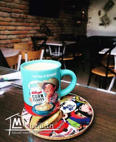 Salon de thé menzah 5
