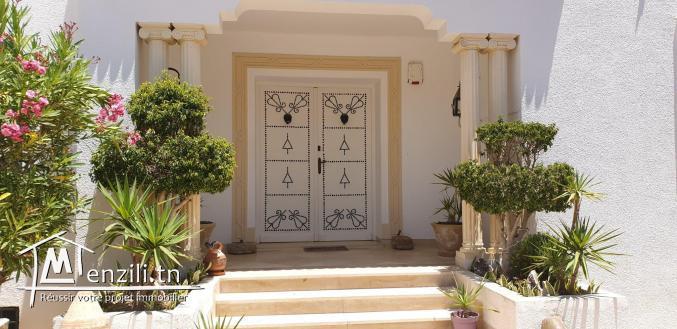 Villa de luxe à ElKantaoui