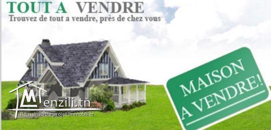 Maison a vendre à Gabes
