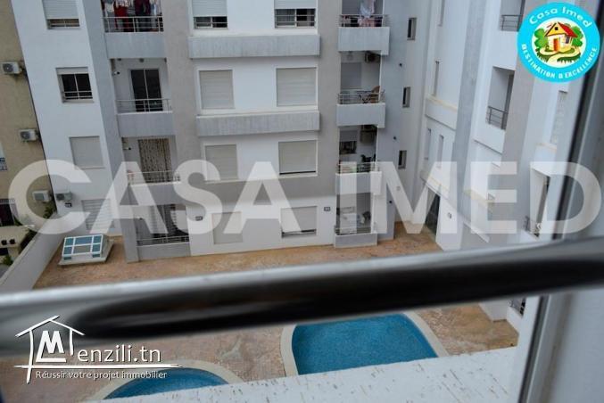 un bel appartement à El Hammamet