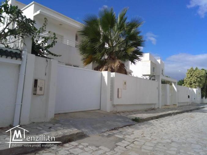 Magnifique Villa à Kantaoui de 250 m2