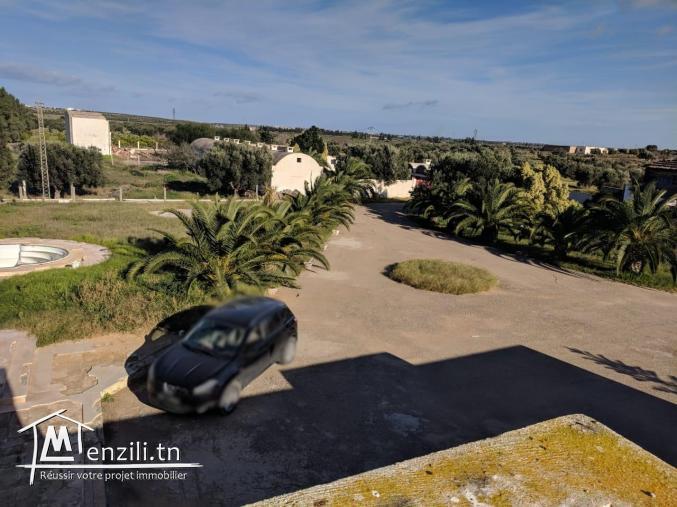 une magnifique Ferme agricole à Sidi BouAli de 7 Hectares