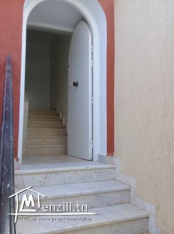 A louer une belle villa  à Hammamet