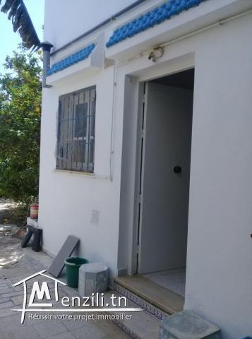 A louer deux appartements à Hammamet