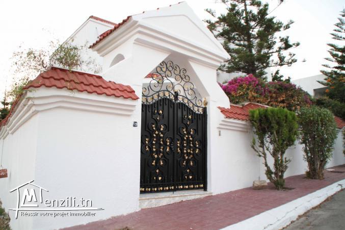 Belle villa a vendre 520 m casablanca bardo