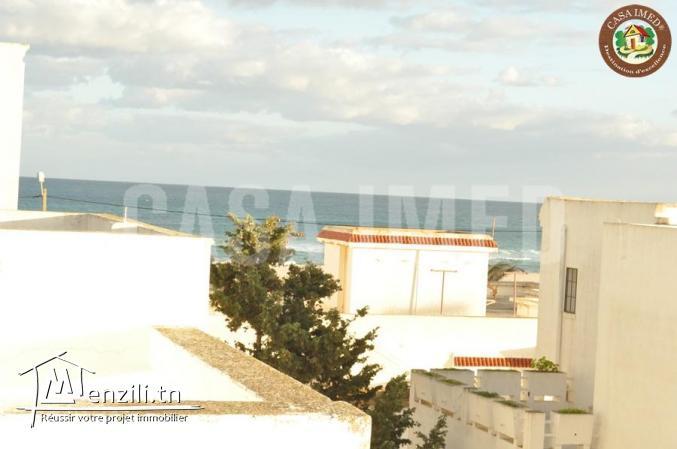 Une villa à 20m de plage korba