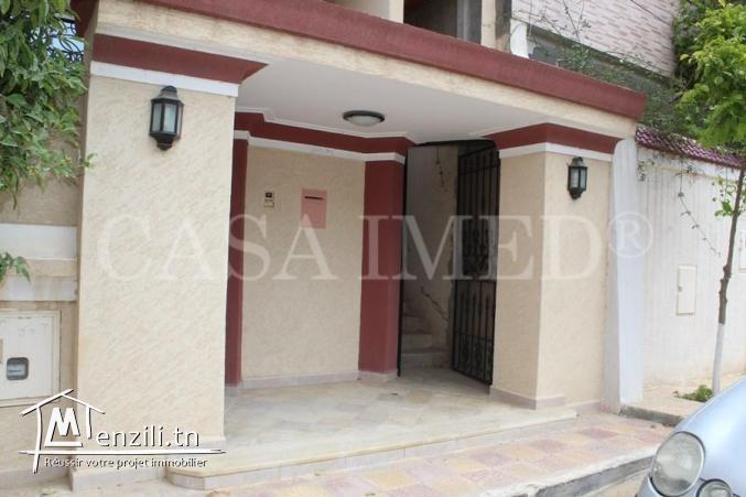 Une maison sur 2 niveaux à korba__28574515