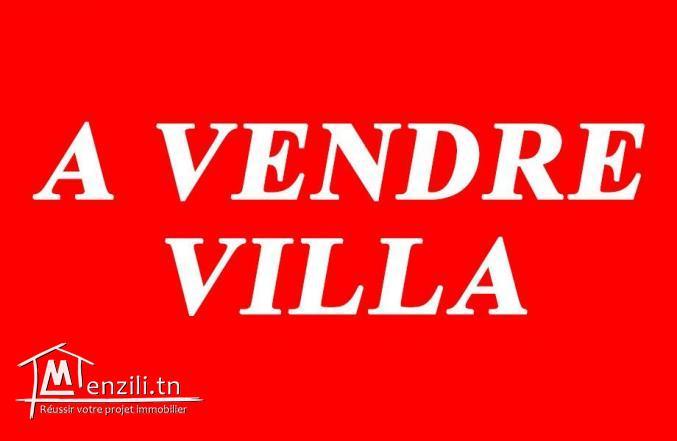 #VENTE#VILLA#Jaouhra#sousse