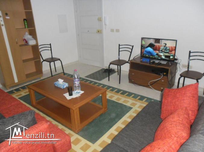 S+2 Richement meublé Sidi Abdelhamid sousse
